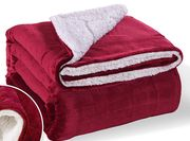 King Size Fleece Blanket HALF PRICE