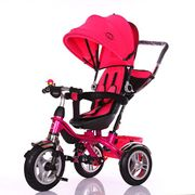 Little Bambino 4 in 1 Kids /Toddlers, Trike /Tricycle Stroller (Pink)