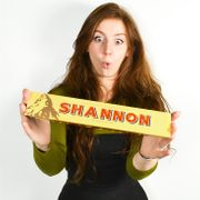OOH! Thats a BIG One Personalised Toblerone