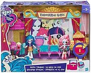 MY LITTLE PONY Equestria Girls Minis Movie Theatre Playset