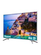 "Hisense LED HDR Ultra HD Smart 4K TV, 55"" with Freeview Play"