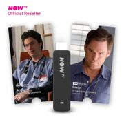 NOW TV Smart Stick with HD & Voice Search & 2 MONTHS ENTERTAINMENT PASS