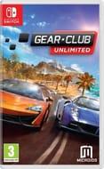 Gear Club Unlimited (Nintendo Switch) [Used]