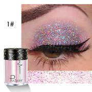 Cosmetic Make up Glitter Shimmer Eyes Body Lips Powder Eyeshadow