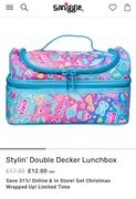 Smiggle Lunch Box