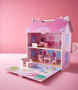 Cute Wooden Dolls House Only £16