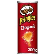 Iceland 7 Day Deal Pringles 200g ( Various Flavours) £1.10 from 05/12/18