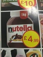 1kg Nutella