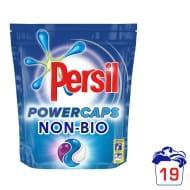 Persil Powercaps Non Bio 19 Washes