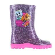 Girls Paw Patrol Wellies Boots