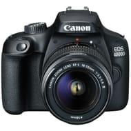 Canon EOS 4000D Kit with 18-55 III Lens Digital SLR Camera