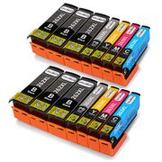 OfficeWorld Replacement for Epson 26 26XL Ink Cartridges