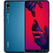 Huawei P20 Pro 6GB/128GB Dual Sim CLT-L29C with Tempered Glass Screen Protector
