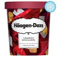 Haagen-Daz Ice Cream Tiramisu Speculoos - save £1.20
