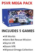 PlayStation VR Mega Pack (PS4) with 5 GAMES