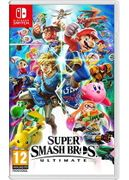 OUT NOW! Super Smash Bros. Ultimate (Nintendo Switch) FREE DELIVERY