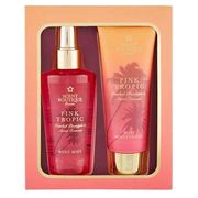 Scent Boutique Pink Tropic Body Mist Gift Set
