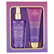 Boutique Tropical Nights Body Mist Gift Set