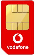 Vodafone SIM Only UNLIMITED TEXTS and MINS 20GB DATA