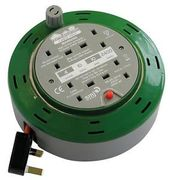 SMJ CT1010 Cable Reel Power Extension 10m Cable 4 Socket 10 Amp 2400 Watts