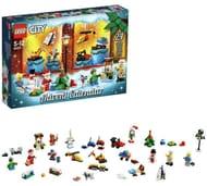LEGO City Advent Calendar - 60201 Only £12.99