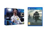 Sony PlayStation 4 500GB FIFA18 Bundle + Shadow of the Colossus Only £323.99