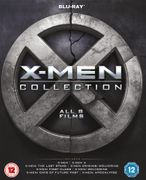 X-Men Collection Blu-Ray ALL 8 MOVIES