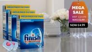Finish Powerball Dishwasher Tablets