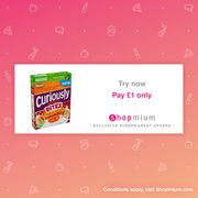 Curiously Cinnamon Bites 410g Try for £1