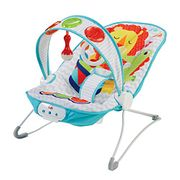 Fisher-Price Kick and Play Musical Bouncer,
