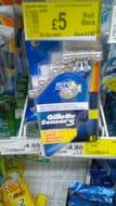 Gillette Sensor 3 Disposable Razors 8pk