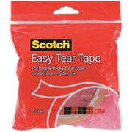 Scotch Tape ET1930 19 Mm X 30 M Transparent (Buy 1 Get 1 FREE)