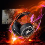 £3 off Powpro V10 Gaming Headset for Xbox Smart Phone Laptop/Tablet