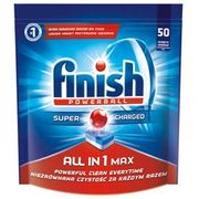 Finish All in One Max Tabs Regular 50 Pack
