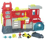 Transformers Robot Rescue Bot Headquarters Only £9.99