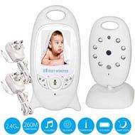 Wireless Video Camera Baby Monitor