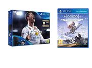 Sony PlayStation 4 500GB FIFA18 Bundle + Horizon Zero Dawn £331.98