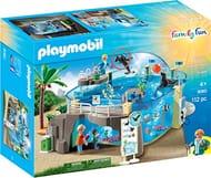 Playmobil 9060 Family Fun Aquarium with Fillable Water Enclosure *4.9 STARS*