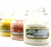 3 Yankee Candle Assorted Classic Small Jars