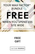 FREE MAX FACTOR GIFT @All Beauty
