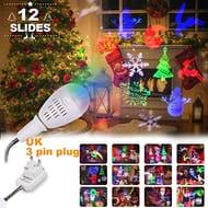 GLITCH - Free Christmas, Halloween, Birthday Projector Lights