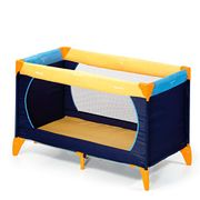 HALF PRICE ON FRIDAY! Hauck Dream-N-Play Travel Cot with Folding Mattress