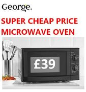Super Cheap Price Microwave Oven 17 Litres. GET ONE FOR CHRISTMAS!