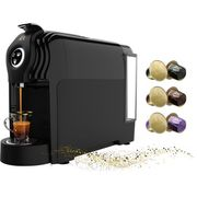 L'OR Lucente Pro Coffee Machine + 100 LOR Capsules