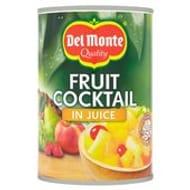 Offer - Del Monte Fruit Cocktail in Juice (415g) 250g