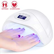 Up to 50%Off 48W 2 Hands UV LED Nail Dryer Nail Lamp