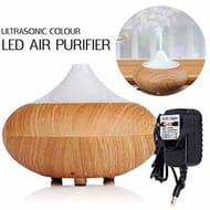 Ultrasonic Colour LED Air Purifier