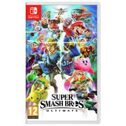 Super Smash Bros Ultimate Limited Edition at £74.99 at Argos