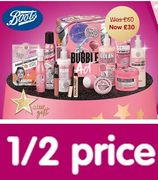Soap & Glory Bubble Act - 1/2 Price - Worth £80 - Yours for £30