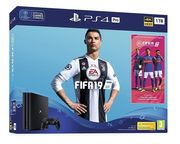 Sony 1TB Black PS4 Pro with Fifa 19 Only £343.41